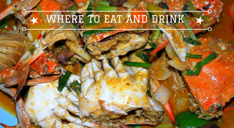 Where to eat and drink on Koh Chang