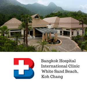 First class medical care from Bangkok International Clinic, Koh Chang.